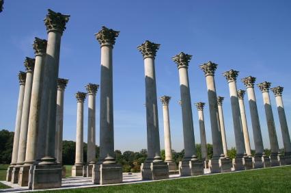 US National Arboretum District Of Columbia Nine Miles Of - Us national arboretum google maps