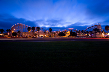 Belmont Park San Diego California Historical And