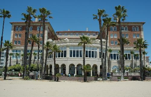 The Casa Del Mar Hotel Started Out As A Beach Club In 1926 Serving First Hot Spot During Prohibition And Later Recreation Center For Enlisted Men