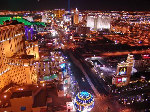 The Strip In Las Vegas Las Vegas