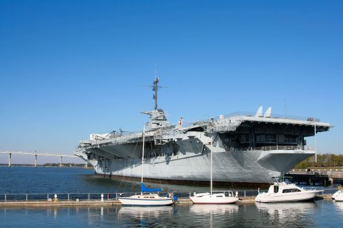 USS Yorktown - Attraction - 40 Patriots Point Rd, Mt Pleasant, SC, 29464, US