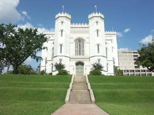 Old State Capitol Baton Rouge La