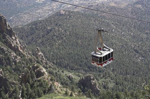 Albuquerque tram coupons