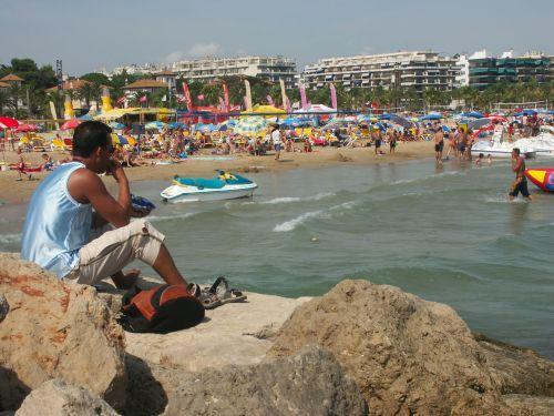 Rehoboth Beach Boardwalk DE