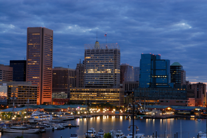 Renaissance Harborplace Hotel Baltimore Md Is Located At 202 E Pratt Street Right The Historic Inner Harbor It Only 8 Miles South Of
