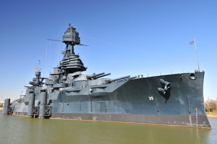 Battleship texas la porte texas museum ship for Attractions in la porte tx