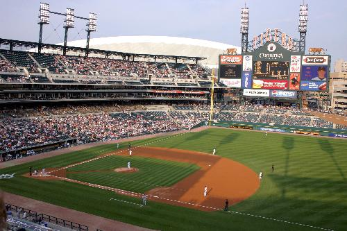 Since April 11 2000 Detroits Major League Baseball Team The Tigers Has Called Comerica Park Home Prior To Playing In Played