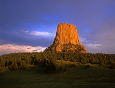 Devils Tower Wy >> Devils Tower National Monument a Popular Wyoming Landmark