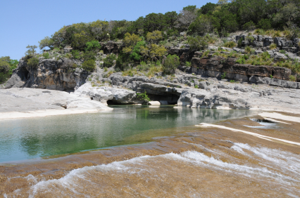 Pedernales Falls State Park Johnson City Tx A State