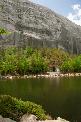 Charmant Stone Mountain State Park Located In Roaring Gap, North Carolina, Contains  The Magnificent 600 Foot High Stone Mountain Along With 14,100 Acres Of  Stunning ...