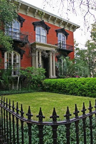 The Mercer Williams House Museum Savannahs Haunted Mansion from