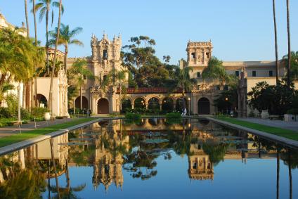 Balboa Park San Diego California America S Largest