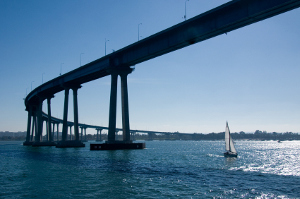 Coronado Bridge - Suicide Point