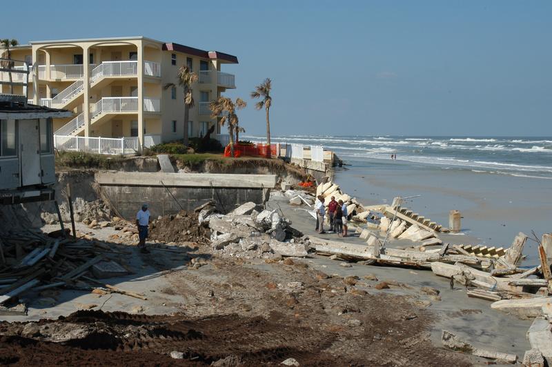 New Smyrna Beach Irma Damage