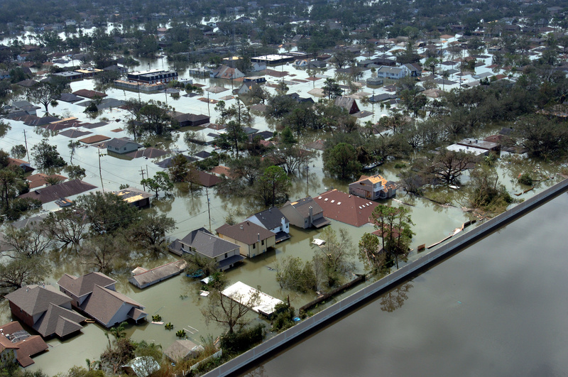 louisiana and d hurricane katrina This unnamed storm produced three times as much rain in louisiana as hurricane katrina the multi-day rainfall totals hurricane katrina, by comparison.