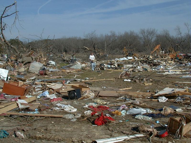 Georgia Natural Disaster