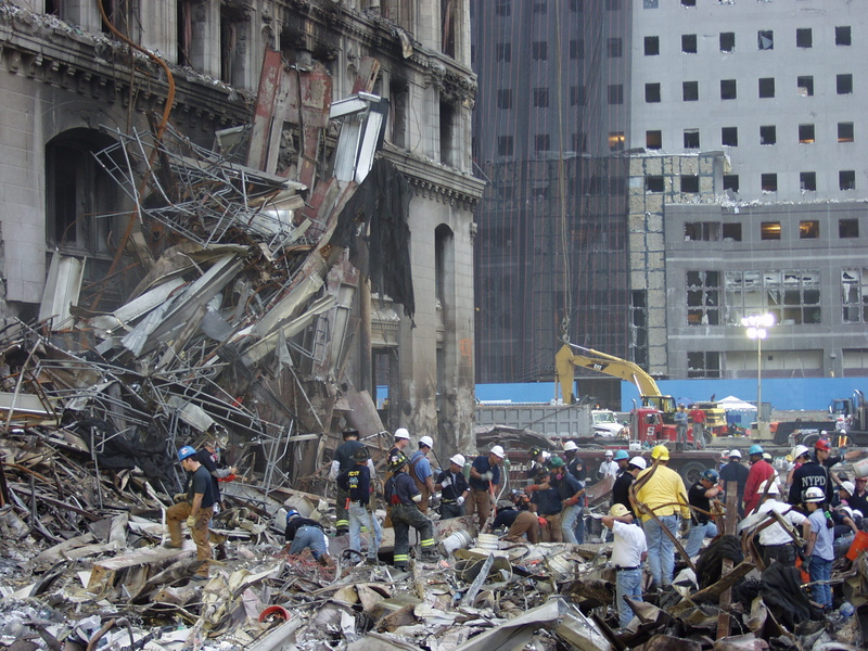 Terror New York
