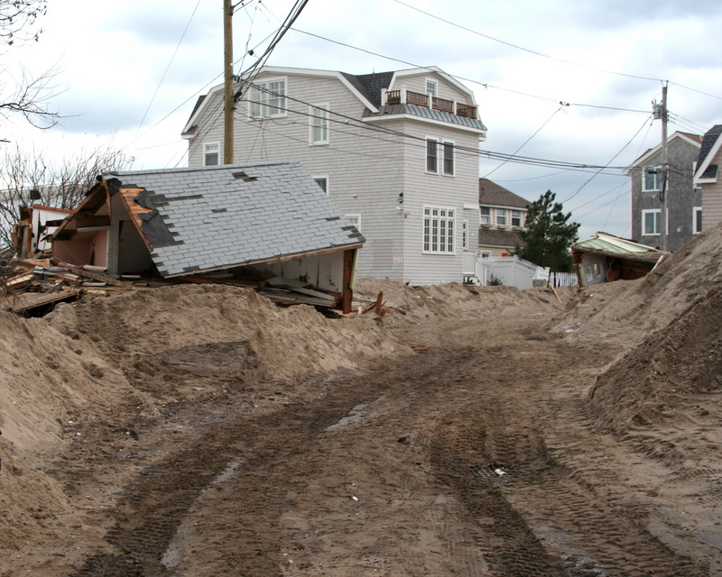 Hurricane Sandy, the psychology of environmental trauma, and the ...