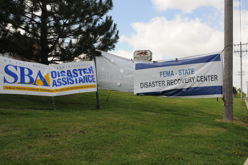 Disaster recovery center