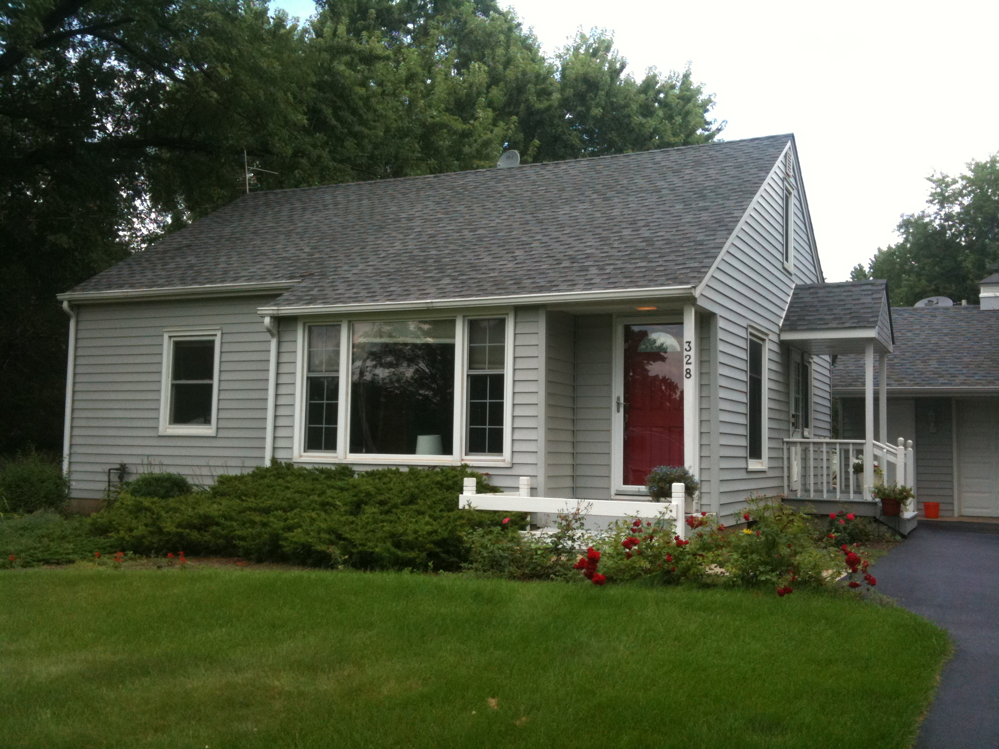 What style home is this houses bungalow office space for Cape cod bungalow
