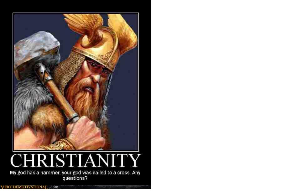 Atheist Forum Joke Thread (Commandment, Apostle, Lord, Adam and ...