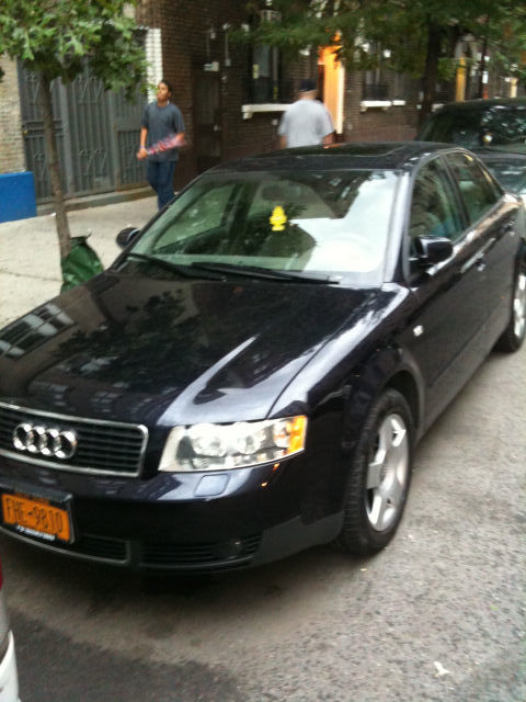 2003 audi a4 for sale with some problems is it worth fixing vehicle german car forums. Black Bedroom Furniture Sets. Home Design Ideas
