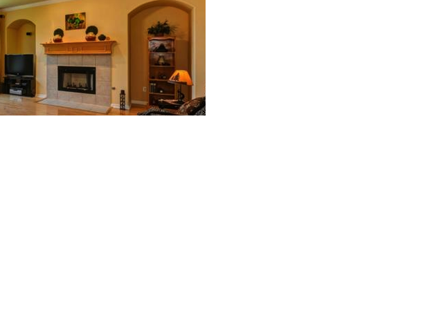 What Are Those Arched Wall Cut Outs I See In Living Room Pictures Of Homes