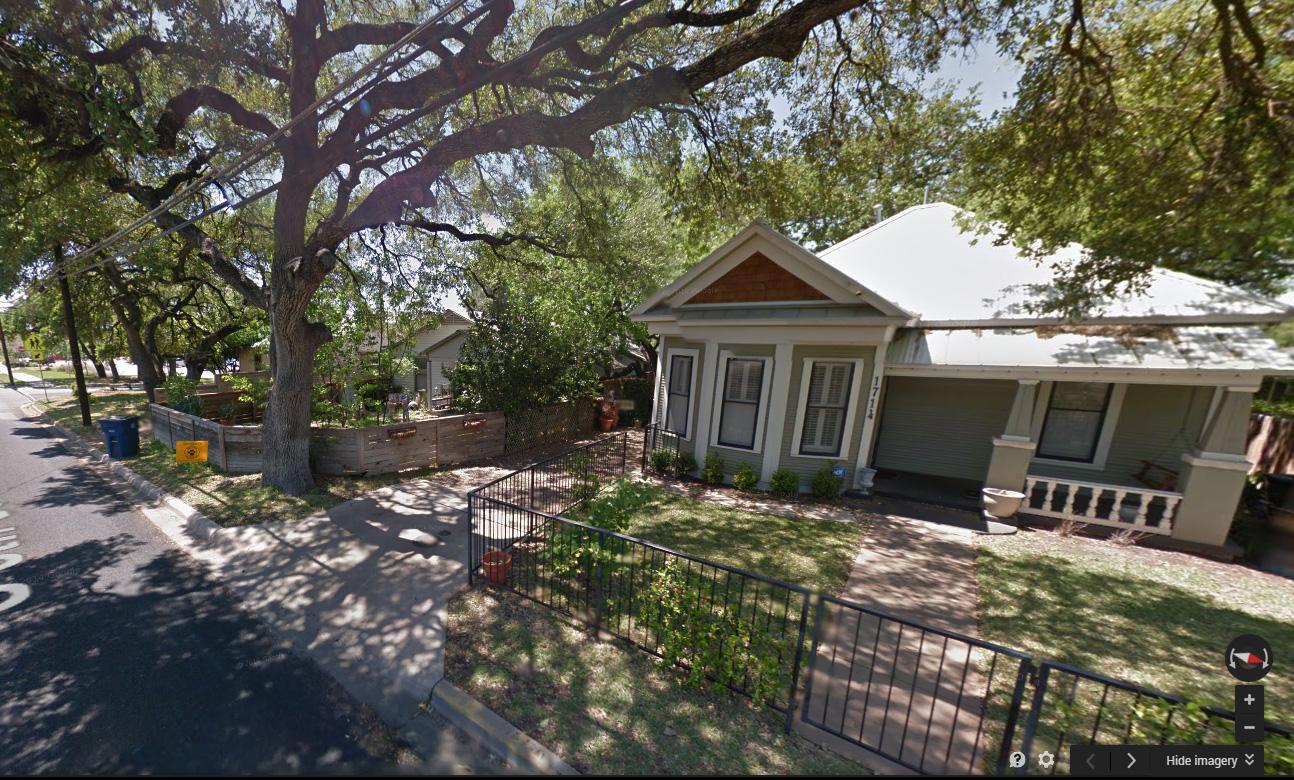 City Easement My Property