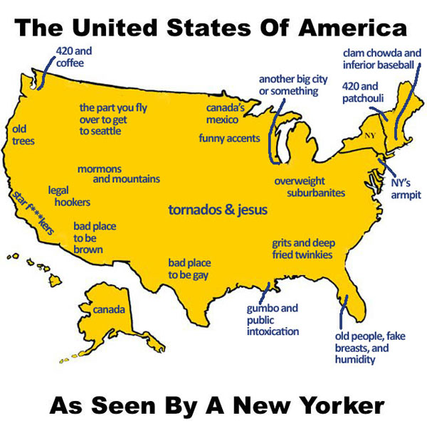 usa map jokes - 28 images - the world according to americans the ...