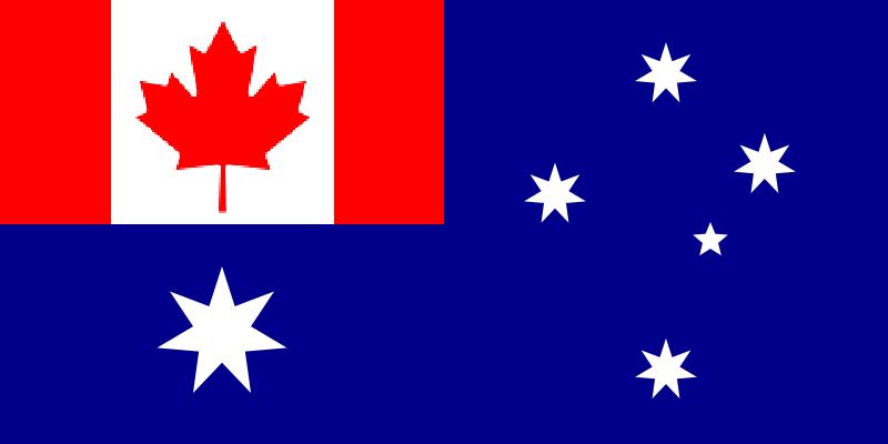 canadian australian