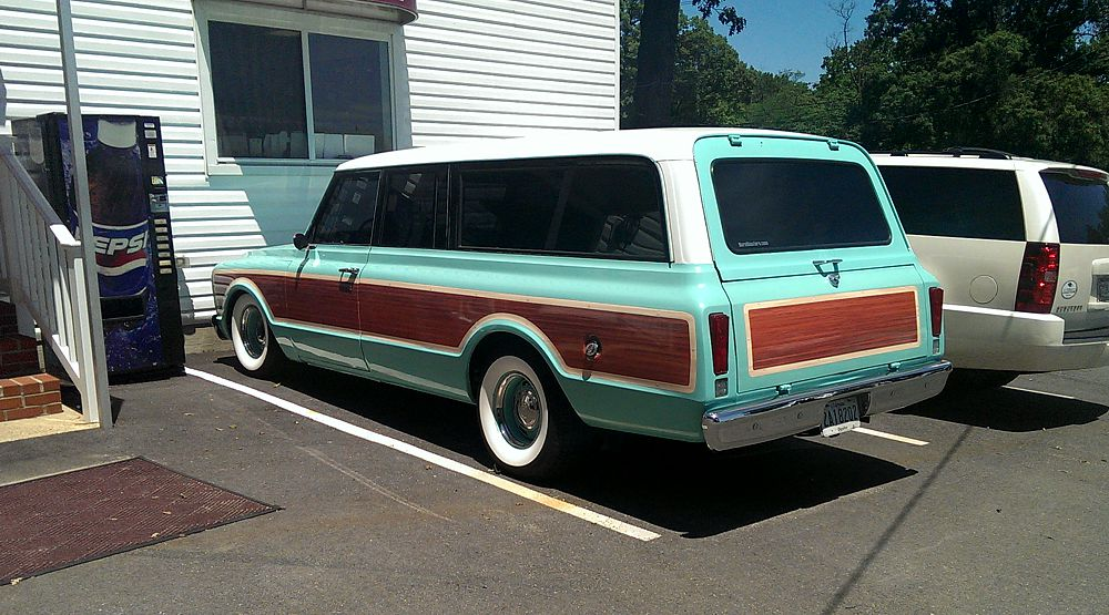Station Wagon Camper no Love For Station Wagons