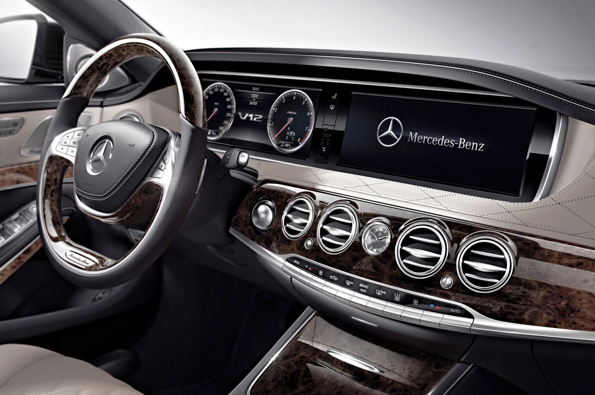 Mercedes column shifter
