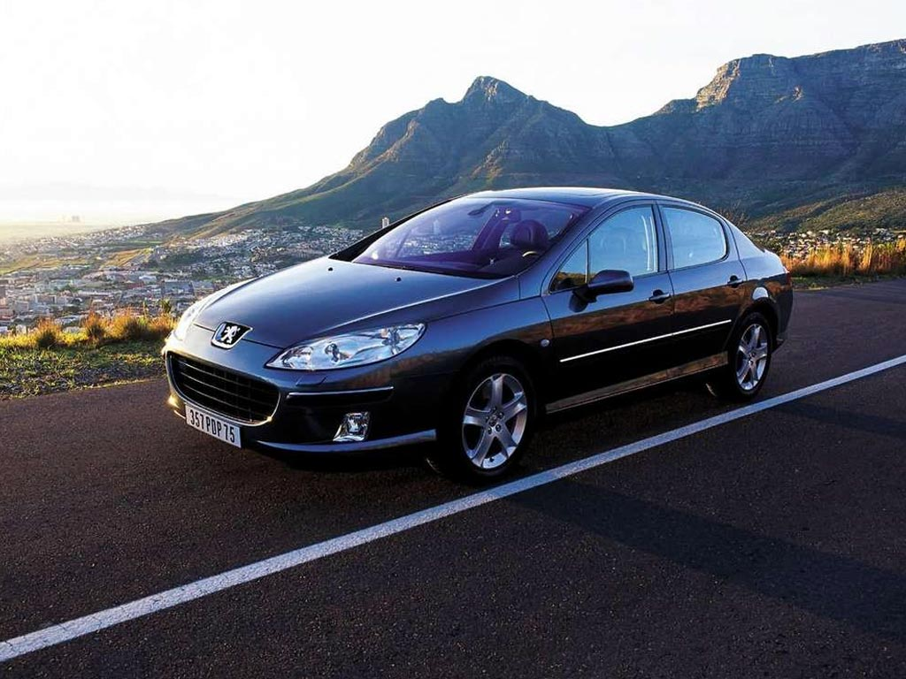 Usa Do You Want French Cars Peugeot 407 Ext 1 Jpg