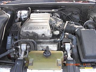 how good were the gm 2 8 liter v6 motors engine gas fwd 6.2 Chevy Engine how good were the gm 2 8 liter v6 motors 320px 2 8l regal