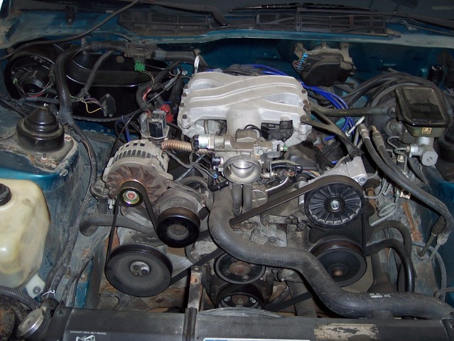 86 chevy cavalier engine diagram
