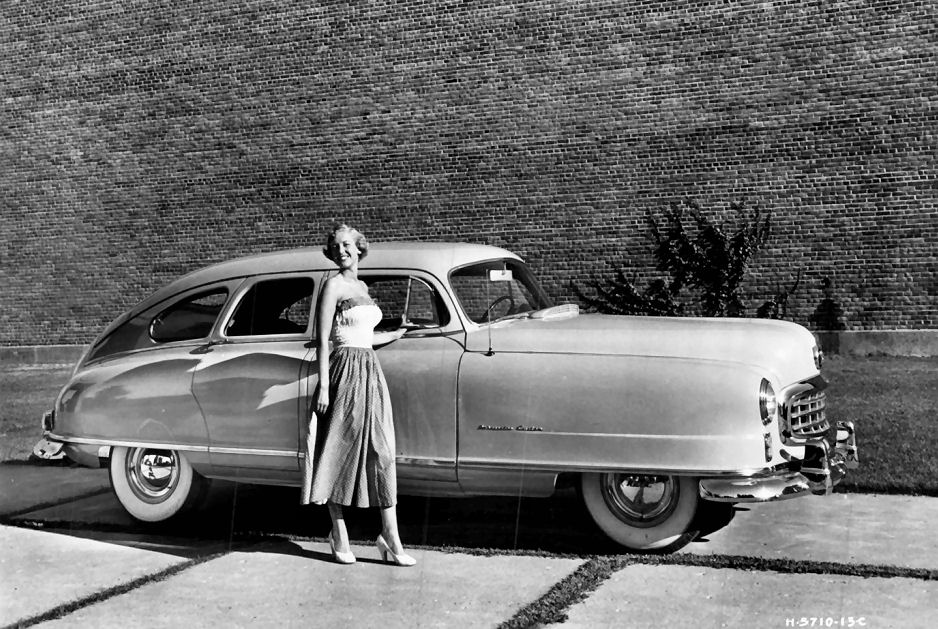 1949 Nash Looks Better As The Years Pass Tires Chrysler