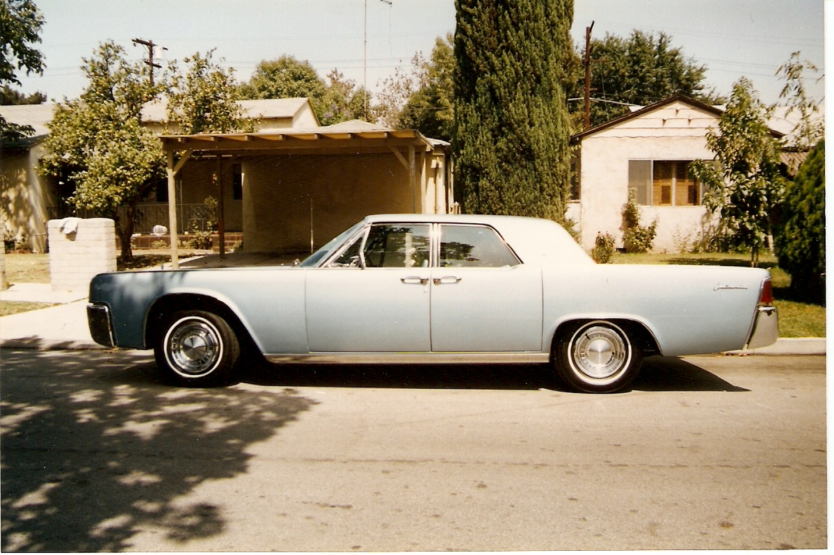 1980s Cars: 1960 To Early 1980's Large American Cars(Non-Customized