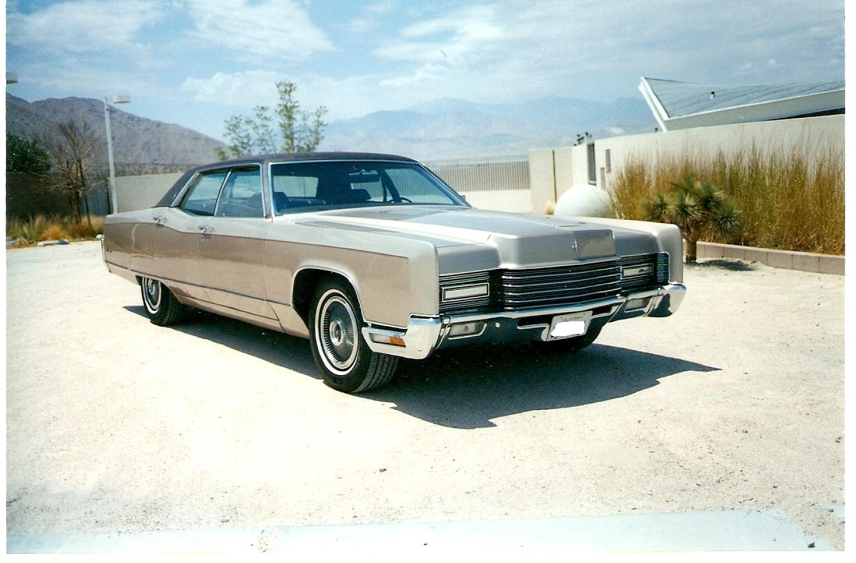1960 To Early 1980 S Large American Cars Non Customized