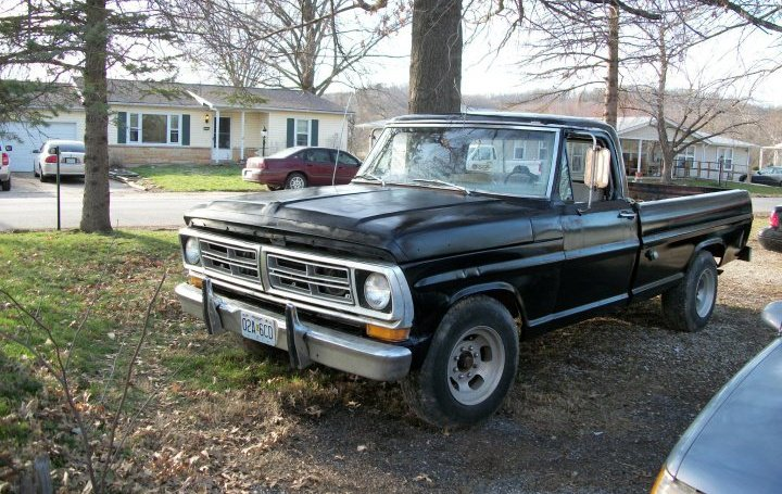 What is the best and worst looking pickup?-72-f250-429. & What is the best and worst looking pickup? (F150 tire MPG ... markmcfarlin.com