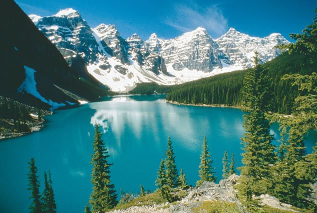 Banff (AB) Canada  City pictures : Lake Louise Alberta, Canada hotels, restaurants, shops City ...