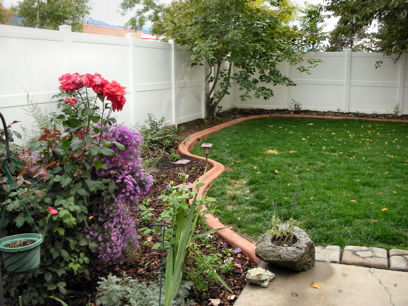 Border Landscaping Ideas Design Ideas For House
