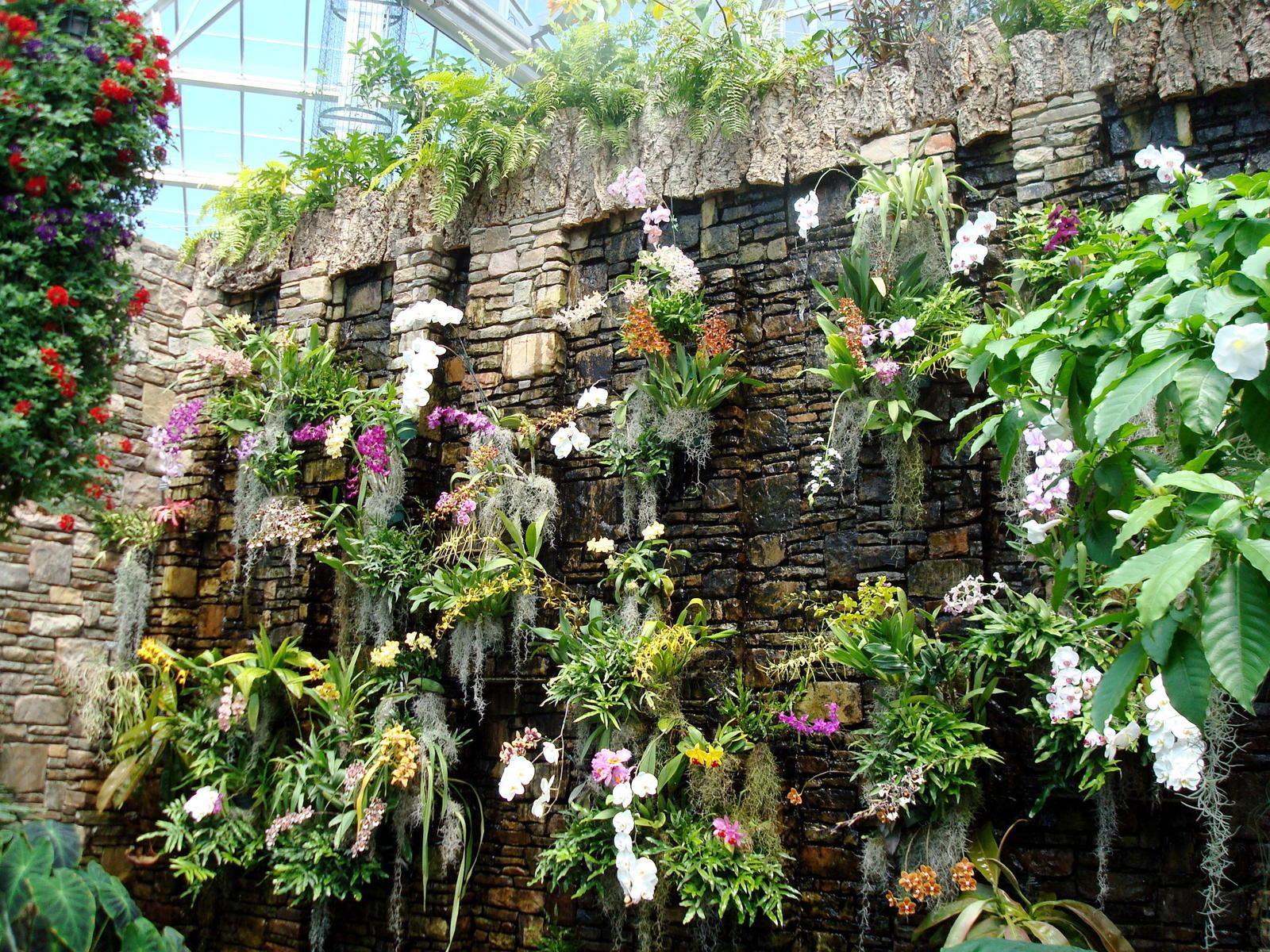 daniel stowe botanical garden charlotte appointed house landscaping north carolina nc