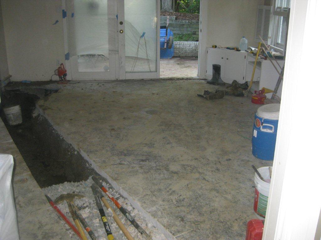 Slab leak insurance coverage or lack there of house for Home under construction insurance