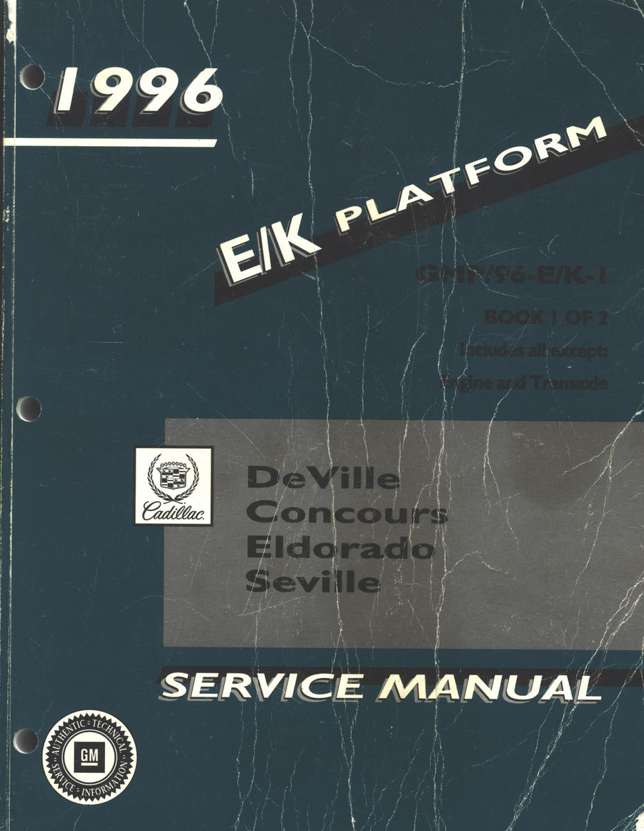 help 1996 cadillac deville problems sedan buy replacing gas rh city data com 1996 cadillac deville service manual pdf 2000 Cadillac