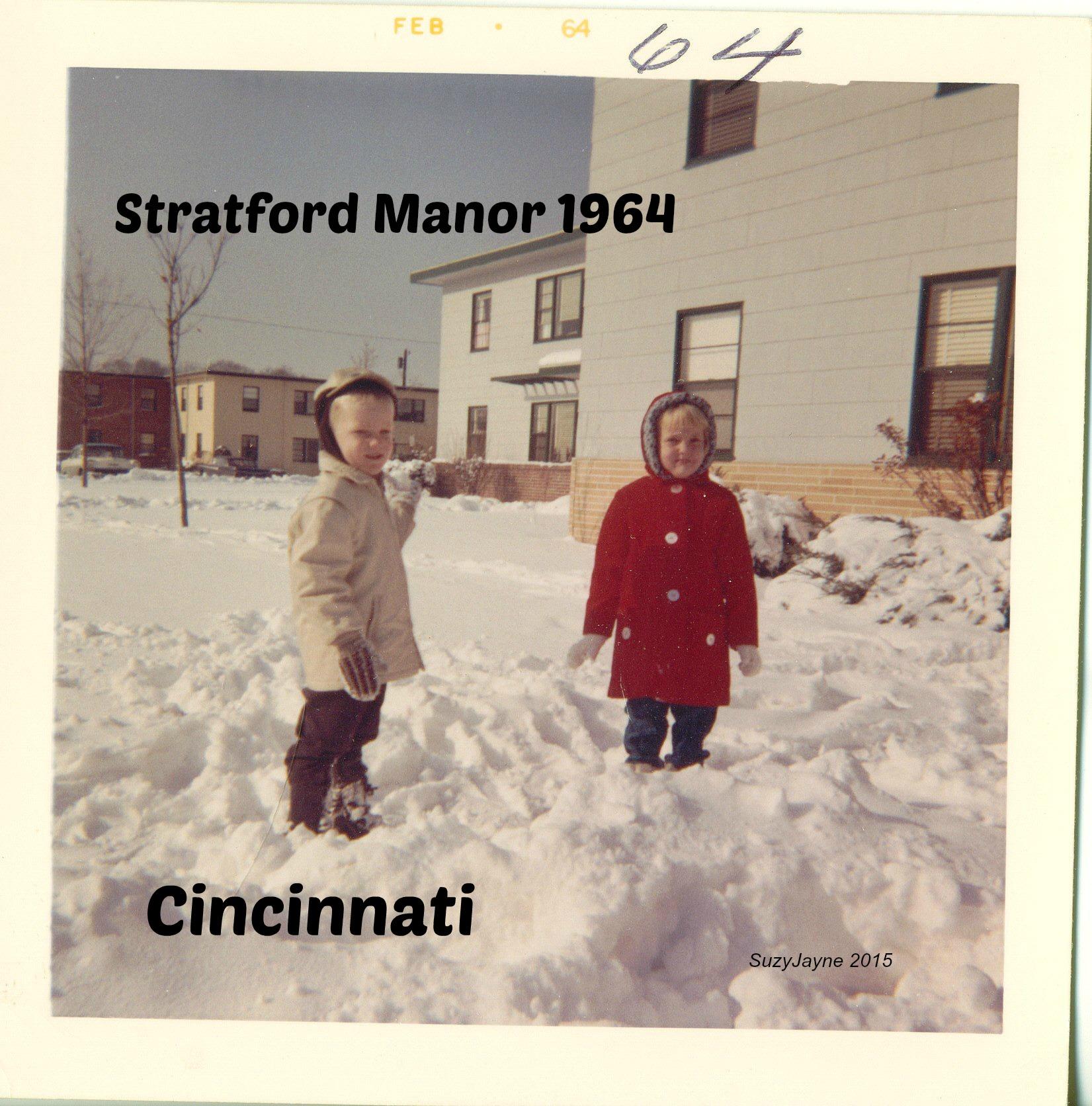 Eastwood Village Apartments: 1950's-1970's Stratford Manor & Eastwood Village (Deer