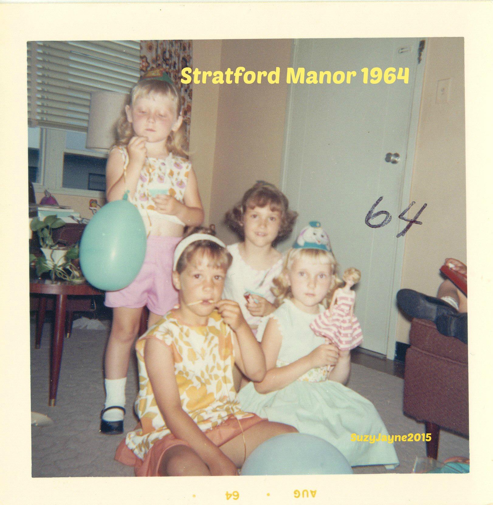 Eastwood Village Apartments: 1950's-1970's Stratford Manor & Eastwood Village (Jackson