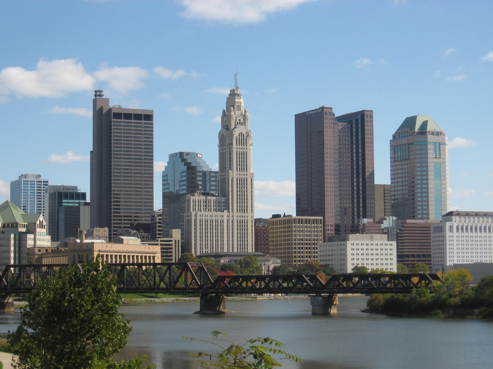 Columbus(OH) And Oklahoma City(Ok) (best, Cost, State