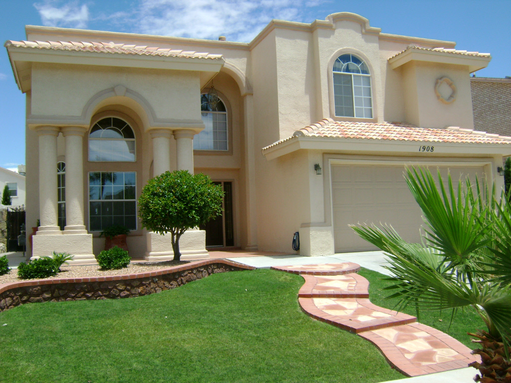 Where are the prettiest suburbs new subdivisions in for Best home builders in el paso tx
