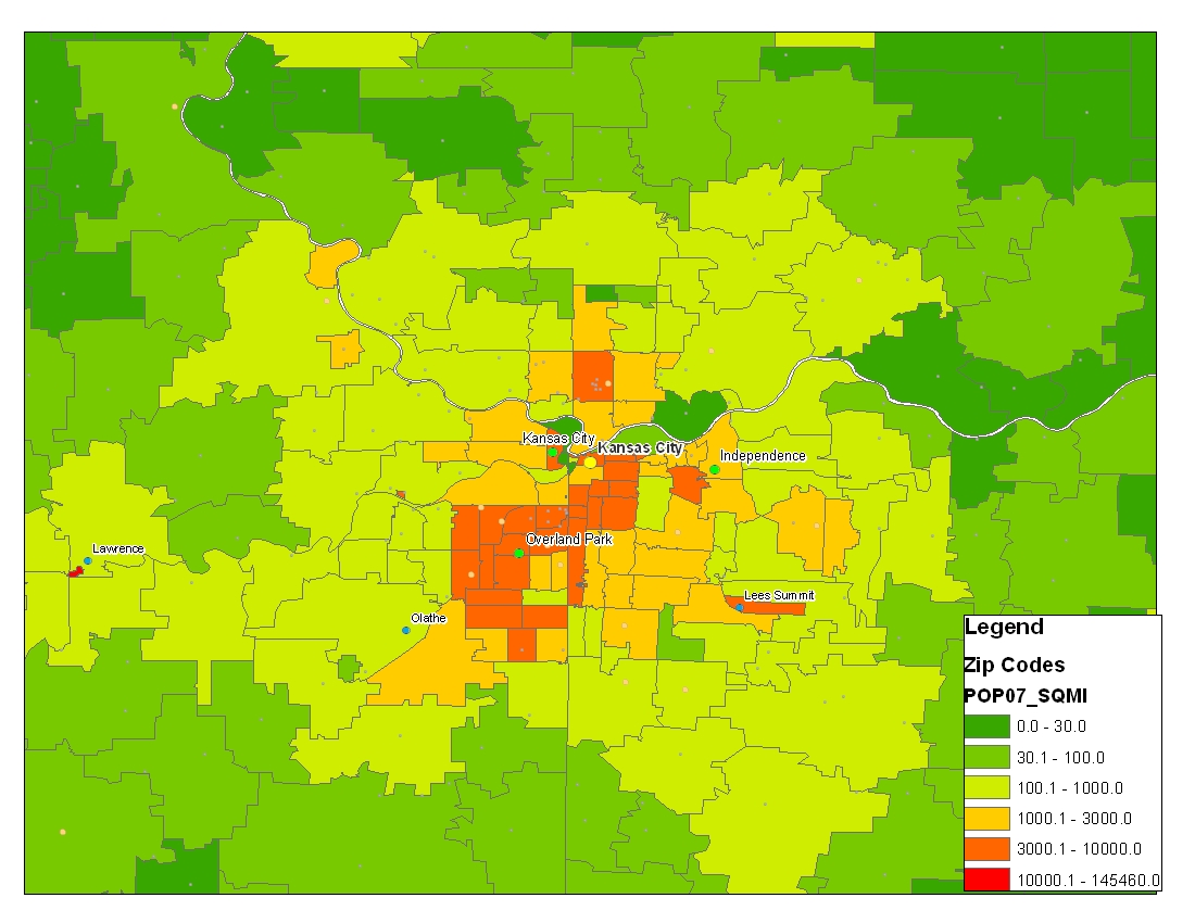 Is there a best way to determine comparative city population life metro