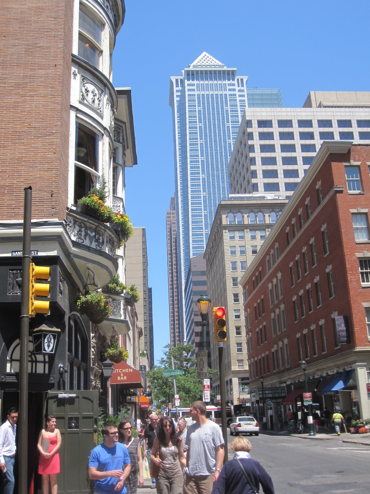 Streetscape To The North Of Hickory Click To Close: What Cities Have The Best Streetscape? (Boston, Chicago